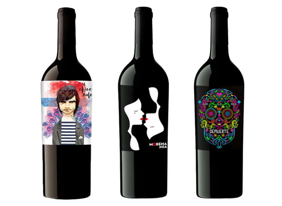 xoostudio vins packaging naming terrassa
